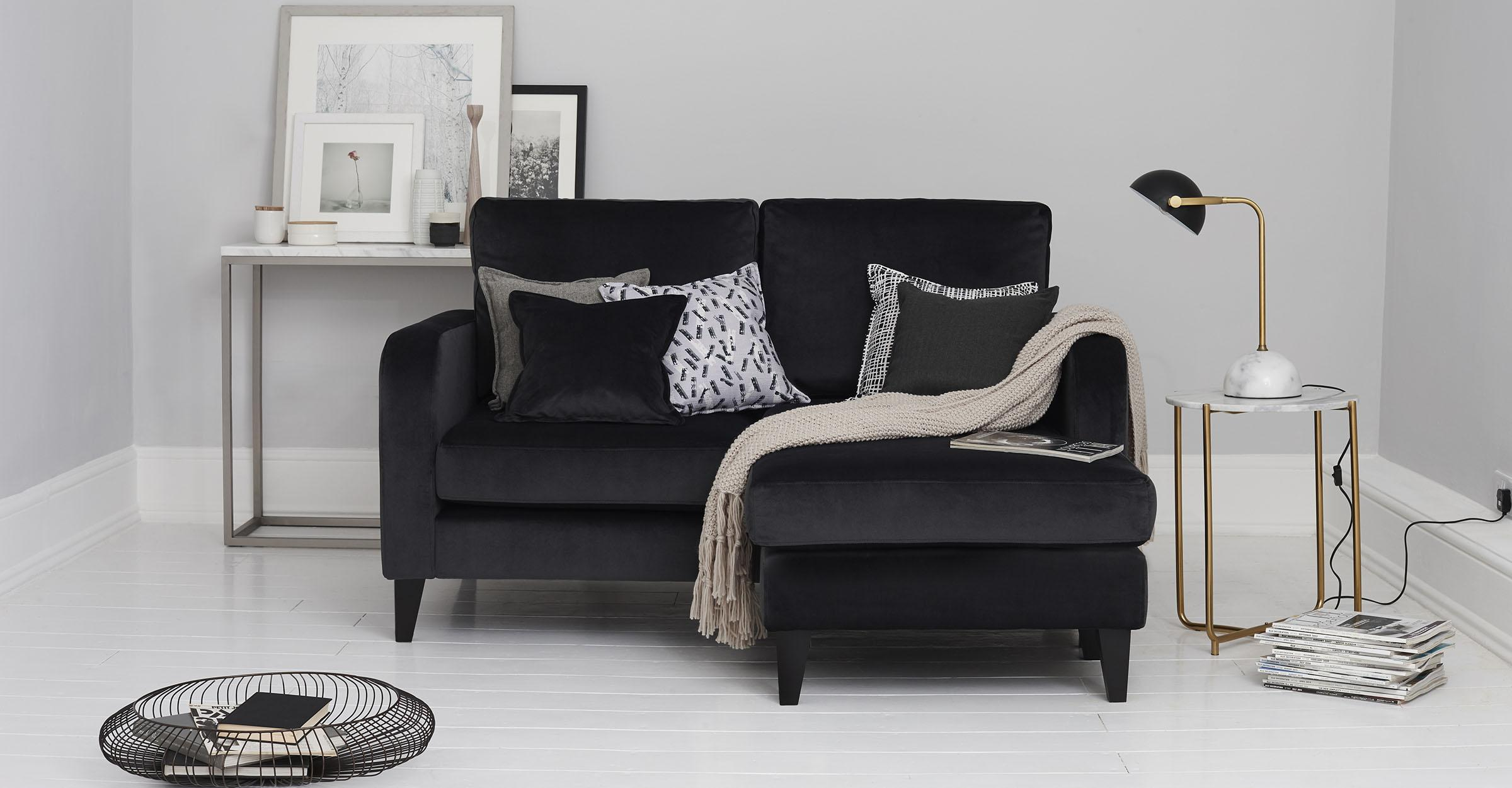 Finding your perfect two seater sofa