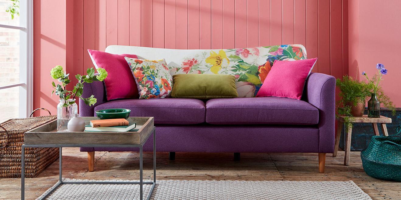 3 Seater Sofas | Medium Sofas | DFS