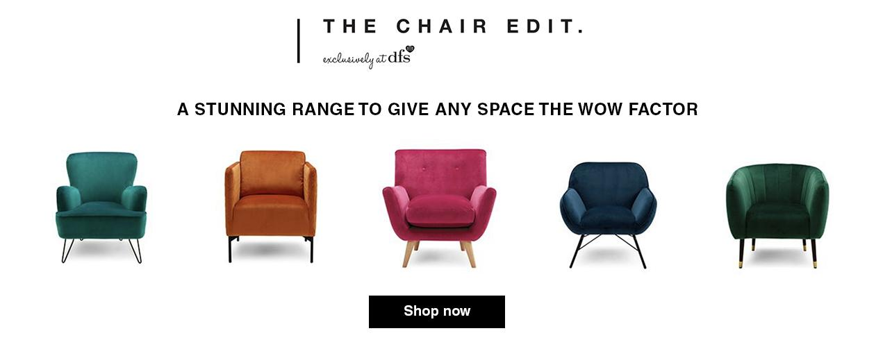The Chair Edit