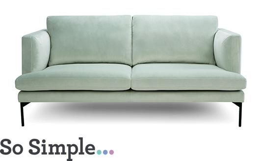 So SImple Tom Sofa