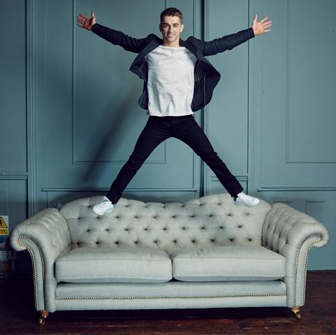 Max Whitlock: Jumping For Joy