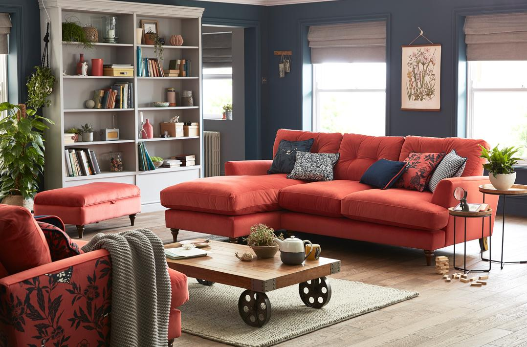 Coral Patterdale Sofa by DFS