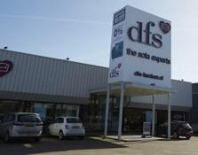 Cruquius DFS Store