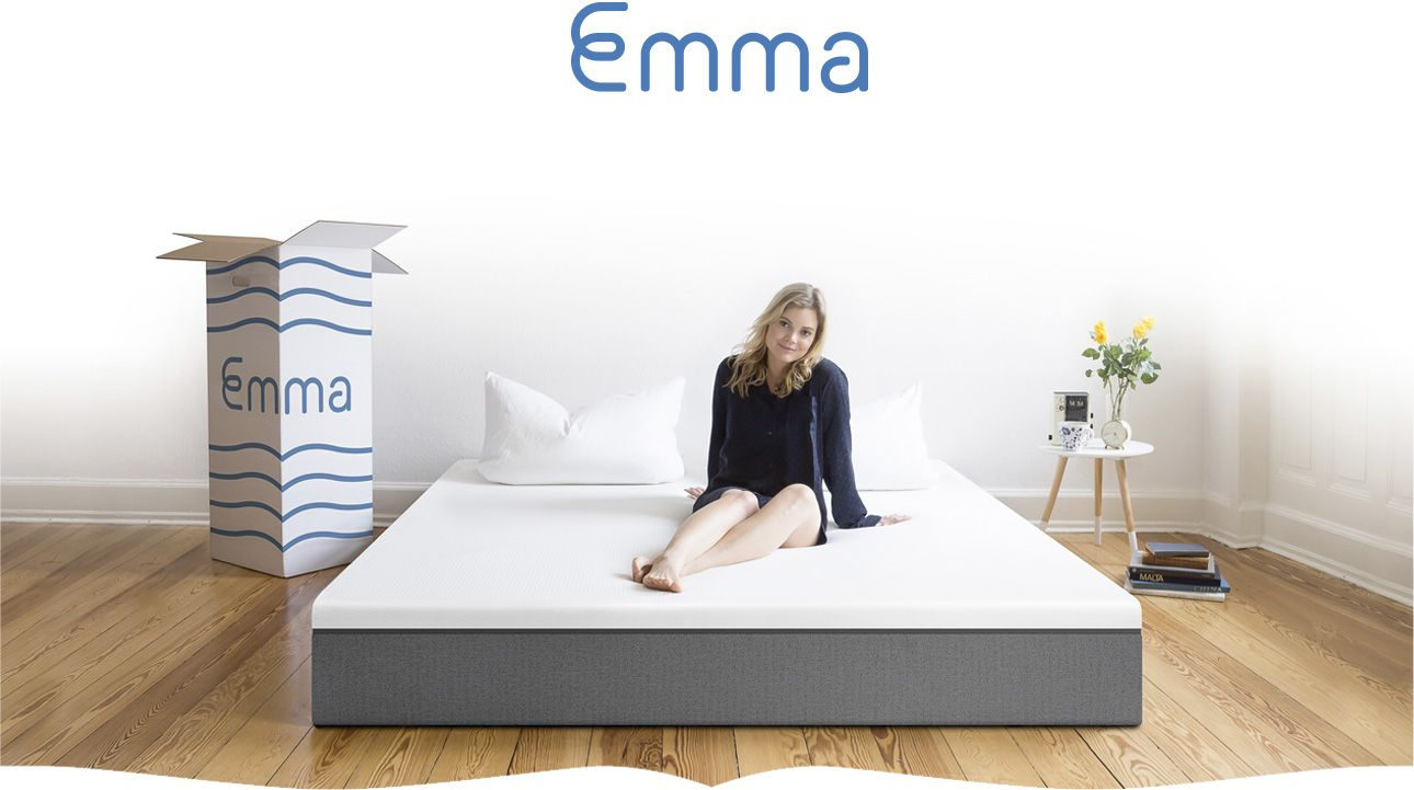 Get Your Best night's Sleep | Emma Mattress