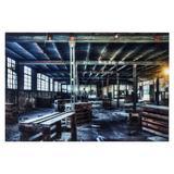 Factory Art 100cm x 150cm