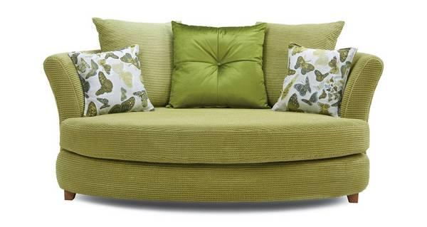 Abigail Cuddler Sofa