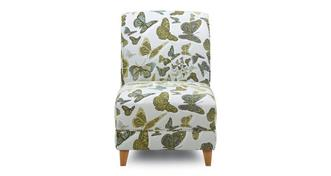 Abigail Pattern Accent Chair