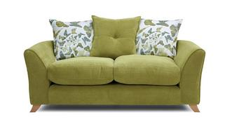 Abigail Pillow Back 2 Seater Sofa