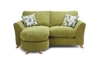 Formal Back 2 Seater Lounger Sofa Escape