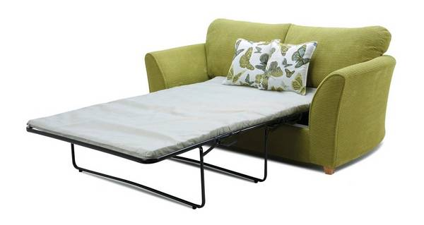 Abigail Formal Back 2 Seater Sofa Bed
