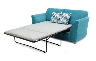 Abigail Formal Back 2 Seater Sofa Bed Escape