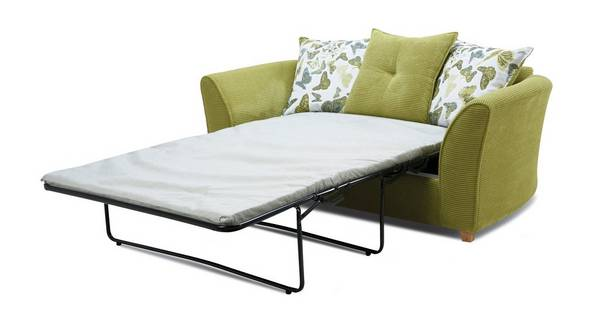 Abigail Pillow Back 2 Seater Sofa Bed