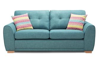 3 Seater Sofa with Removable Arm