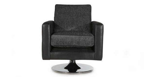 Acer Plain Swivel Chair