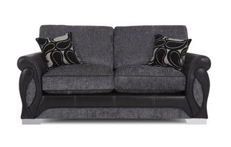 Large 2 Seater Formal Back Deluxe Sofa Bed Myriad