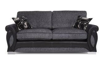 3 Seater Formal Back Deluxe Sofa Bed Myriad