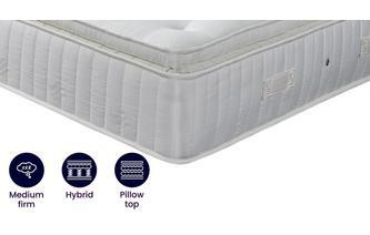 Pillowtop Double (4 ft 6) Mattress