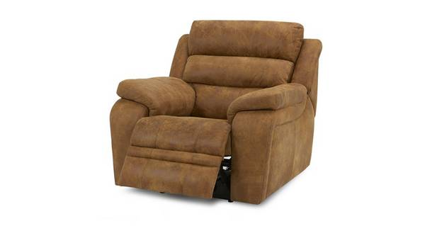 Admiral Handbediende recliner stoel