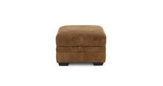 Admiral Storage Footstool