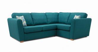 Adora Left Hand Facing 2 Seater Corner Sofa