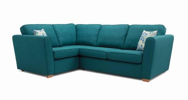 Adora Right Hand Facing 2 Seater Corner Sofa