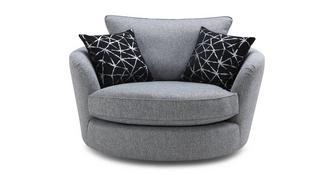 Akira Large Swivel Chair