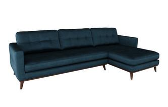 Right Hand Facing 4 Seat Chaise End Sofa