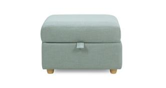 Albie Storage Footstool