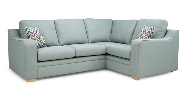 Albie Left Hand Facing 2 Seater Corner Sofa
