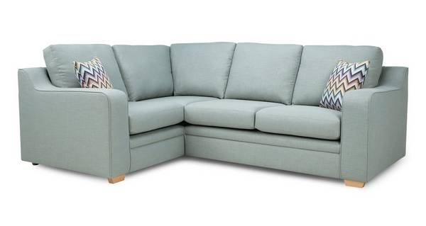 Albie Right Hand Facing 2 Seater Corner Sofa