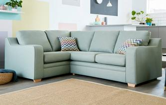 Albie Right Hand Facing 2 Seater Corner Sofa Revive