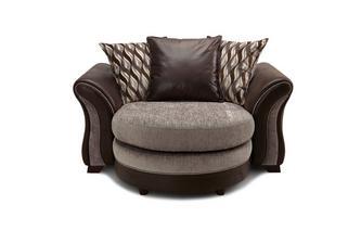 Pillow Back Cuddler Lounger Sofa Chance