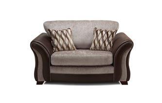 Formal Back Cuddler Sofa Chance