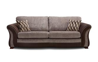 4 Seater Formal Back Sofa Chance