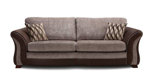 Albion 4 Seater Formal Back Sofa