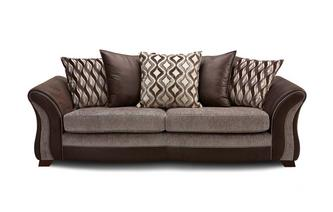 4 Seater Pillow Back Sofa Chance
