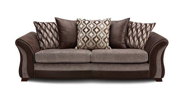 Albion 4 Seater Pillow Back Sofa