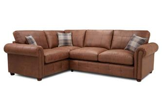 Formal Back Right Hand Facing 3 Seater Corner Sofabed