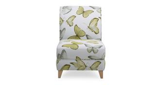Alegra Patterned Accent Chair