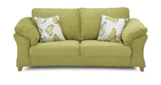 Alegra 2 Seater Formal Back Sofa