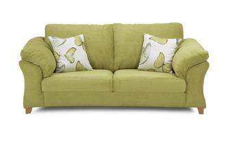 2 Seater Formal Back Sofa Capulet