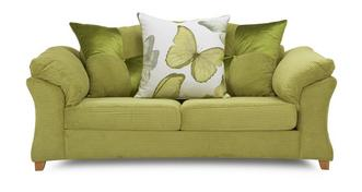 Alegra 2 Seater Pillow Back Sofa
