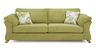 Alegra 4 Seater Formal Back Sofa