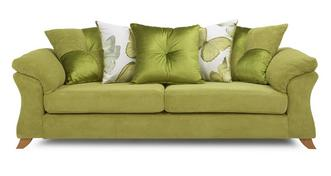 Alegra 4 Seater Pillow Back Sofa