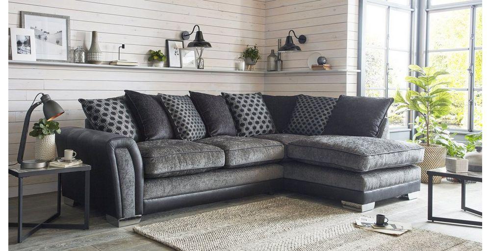 Угловой диван Alessio