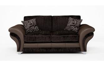 Alexi 2 Seater Formal Back Deluxe Sofabed Alexi