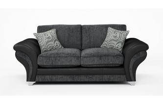 Alexi 2 Seater Formal Back Supreme Sofabed Alexi