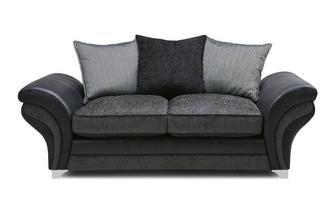 Alexi 2 Seater Pillow Back Supreme Sofabed Alexi