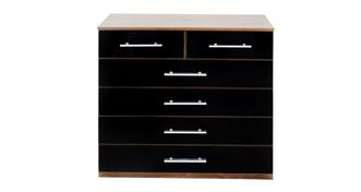 Alexis 6 Drawer Chest