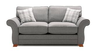 Alfie Express 2 Seater Formal Back Deluxe Sofa Bed